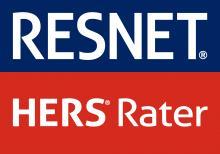 RESNET HERS Rater logo